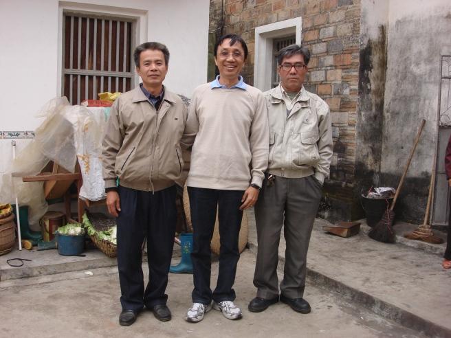 16_表弟∶杨应精, 表哥∶杨应泉, 20.12.2009