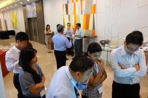Seeing SAP HANA performing is believing.