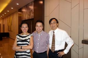 Me with Bobby Jimenez, Gina Romero..