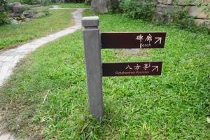 Direction signage (方向标牌)
