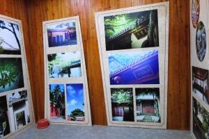 Inside Sugong Ancestral Hall (蘇公祠内)