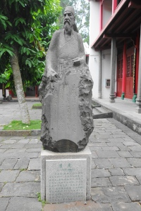 Song Minister Li Guang (李光), 1077-1159