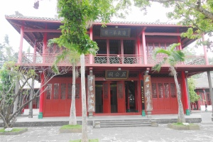 The Five Lords Ancestral Hall (五公祠)