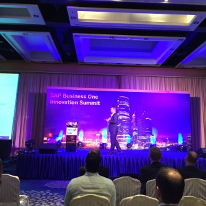 Mr Erwan Philippe, SAP Business One Lead, APJ