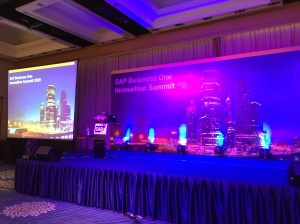 SAP Business One Innovation Summit APJ 2015, 2 - 4 March 2015