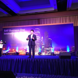 Mr Rob Chu, Senior Vice President, SAP Business One Development