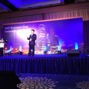 Mr Ye Zhang, Global Vice President and Chief Product Owner, SAP Business One Development