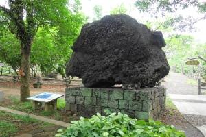 A pig-like basalt(玄武岩)
