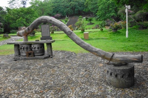 Volcanic stone culture (火山石器文化)