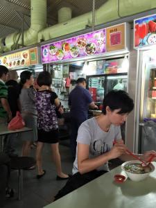 Han Jiang Fish Soup (韩江鱼汤), Stall 01-15